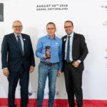 Médaille d'Or avec le Pinot Noir AOC Valais 2017